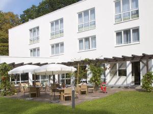 Terrasse - Concorde Hotel Viktoria