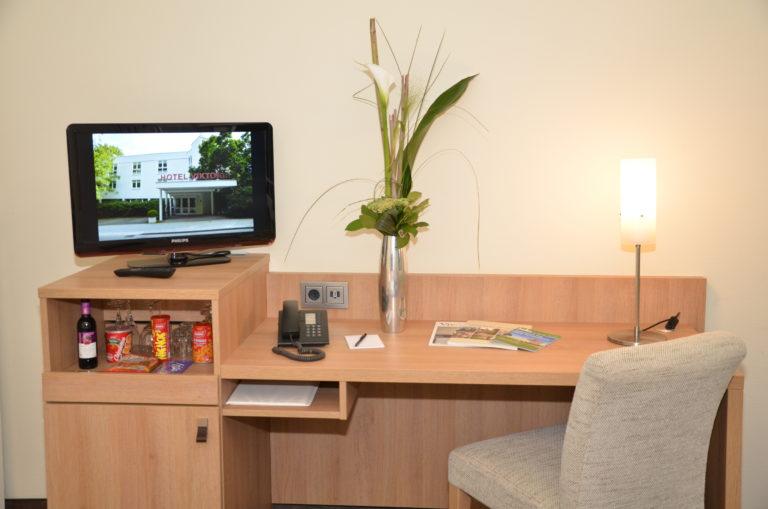 Schreibtisch Studio Zimmer
