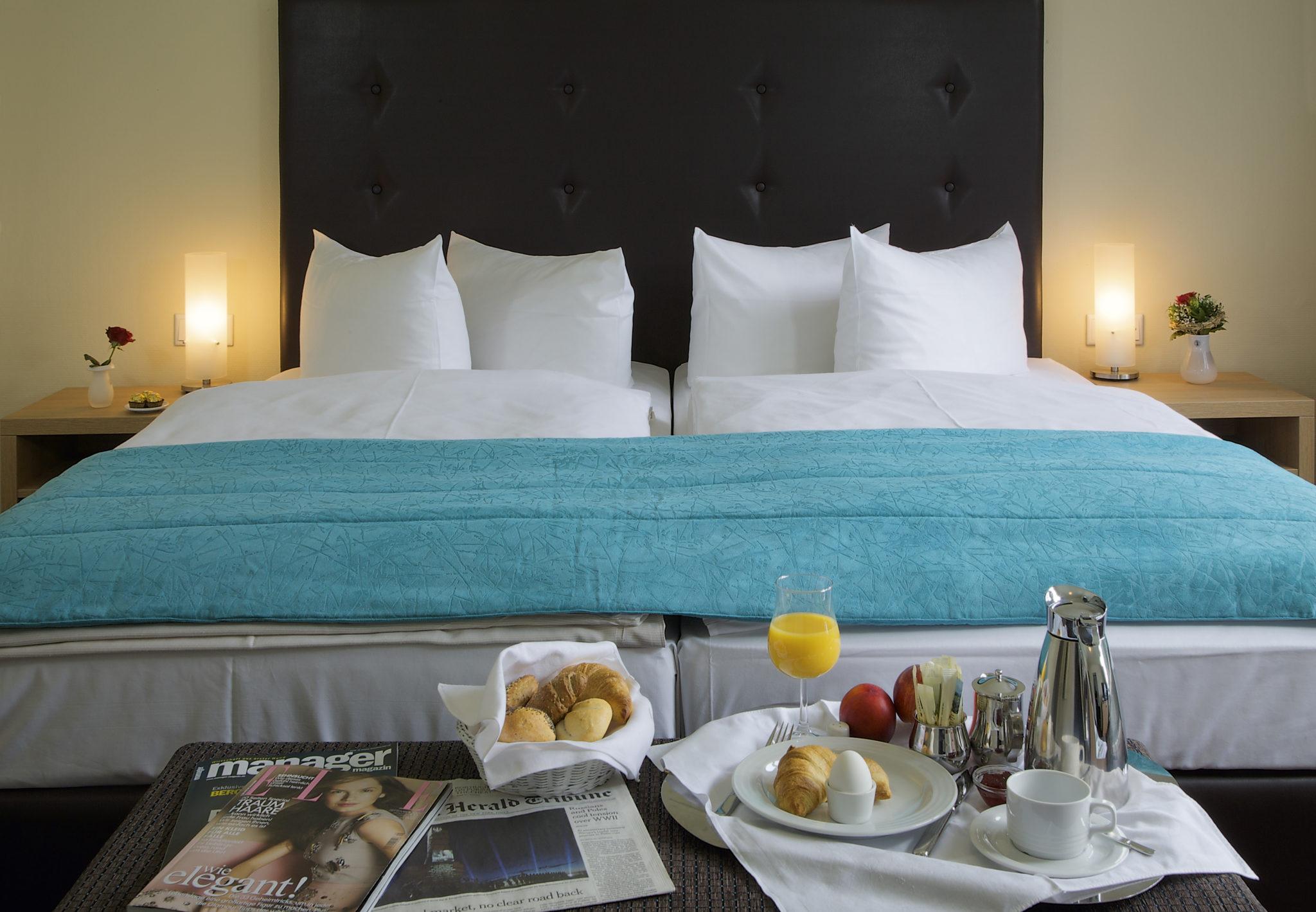 Schlafzimmer - Suite