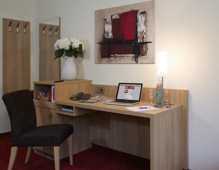 Schreibtisch Businesszimmer