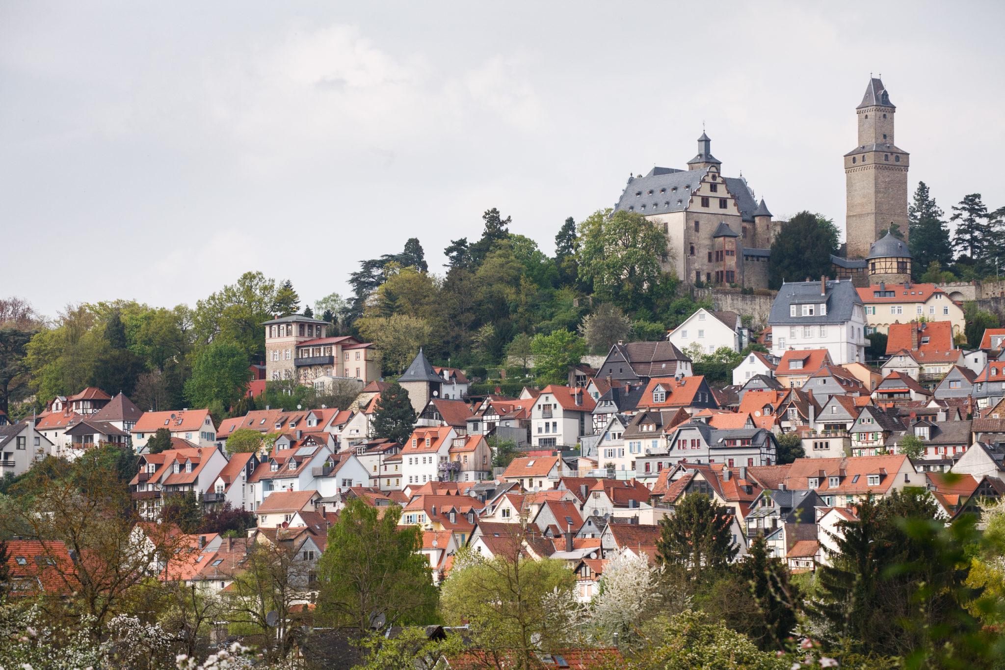 Burgblick Kronberg